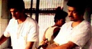 Vijay - Jail